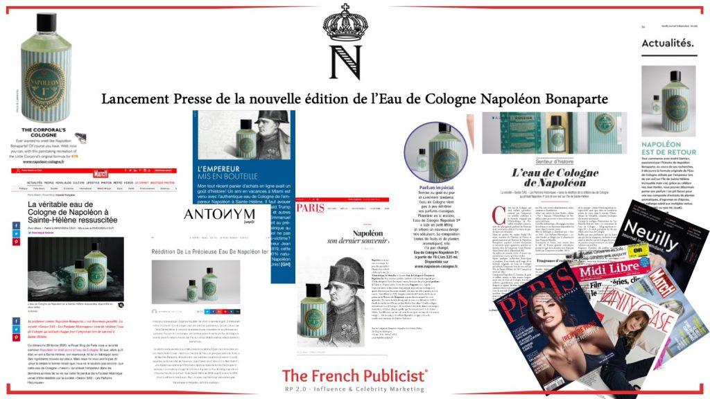 Projet de Relations Presse 2.0 pour Schär France by The French Publicist