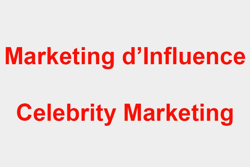 Logo Marketing d'influence et Celebrity Marketing de l'agence The French Publicist - Agence de Relations Publics et d'influence